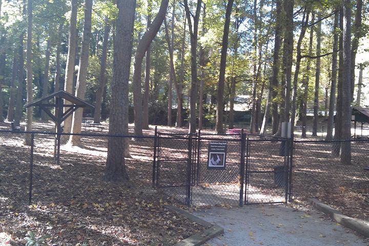 Pet Friendly Clarkston Dog Park at Milam Park