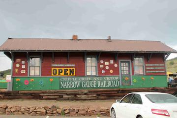 Pet Friendly Cripple Creek & Victor Narrow Gauge Railroad
