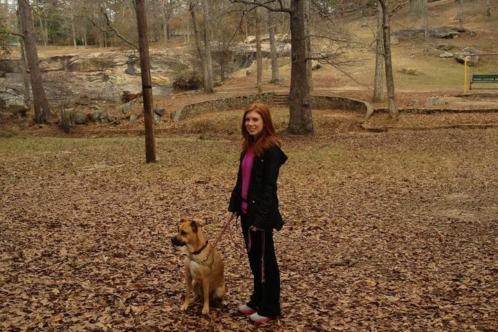Pet Friendly Muscogee County Flat Rock Park