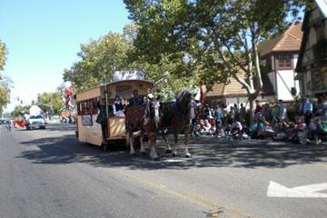 Pet Friendly Solvang Trolley & Carriage Co.