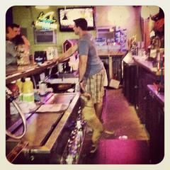 BJ the Bartender
