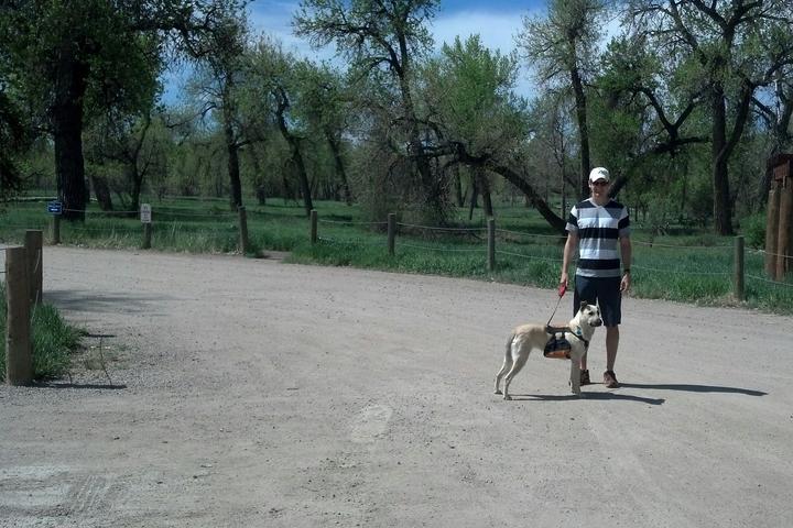 Pet Friendly Sand Creek Greenway Trail
