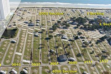 Pet Friendly Ocean Lakes Family Campground