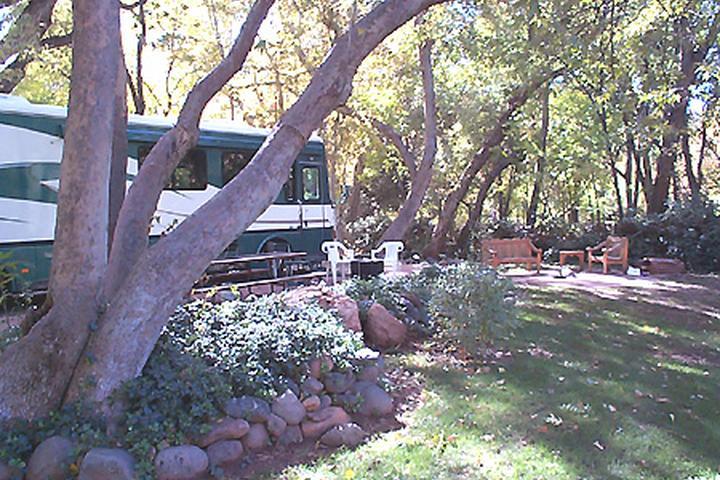 Pet Friendly Rancho Sedona RV Park