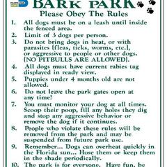 Rules for Haulover Beach Park