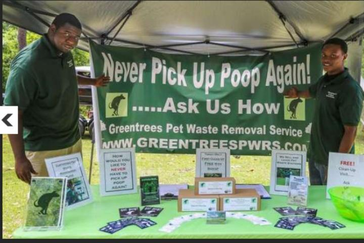 Pet Friendly Greentrees Pet Waste Removal Service