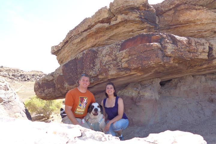 Pet Friendly Trail Through Time Paleontological Trail