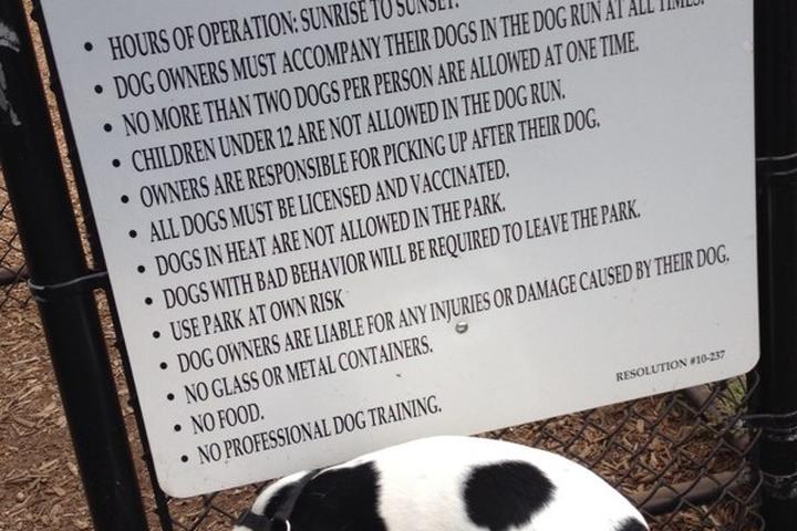 Pet Friendly Westvale Park