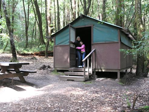 Big Basin Tent Cabins Pet Policy