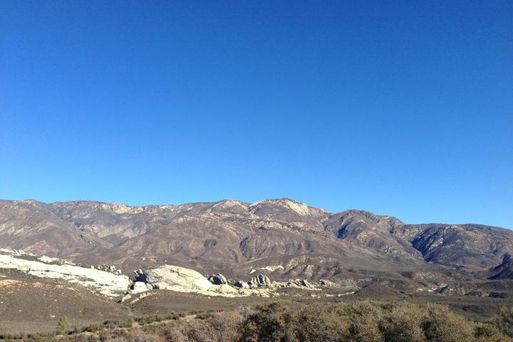 Pet Friendly Piedra Blanca Trail