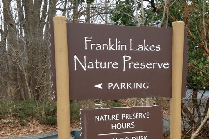 Pet Friendly Franklin Lakes Nature Preserve