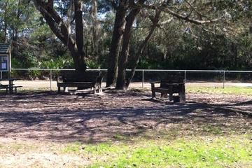 Pet Friendly Paws Dog Park at Treaty Park