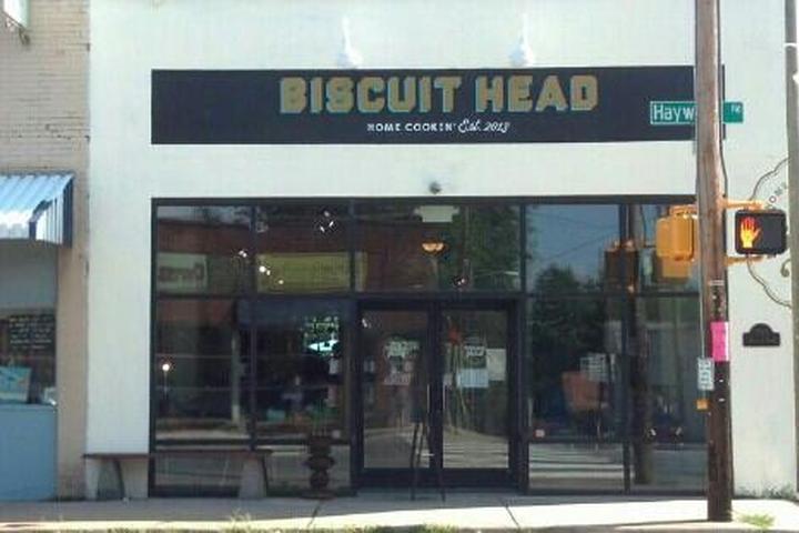Pet Friendly Biscuit Head