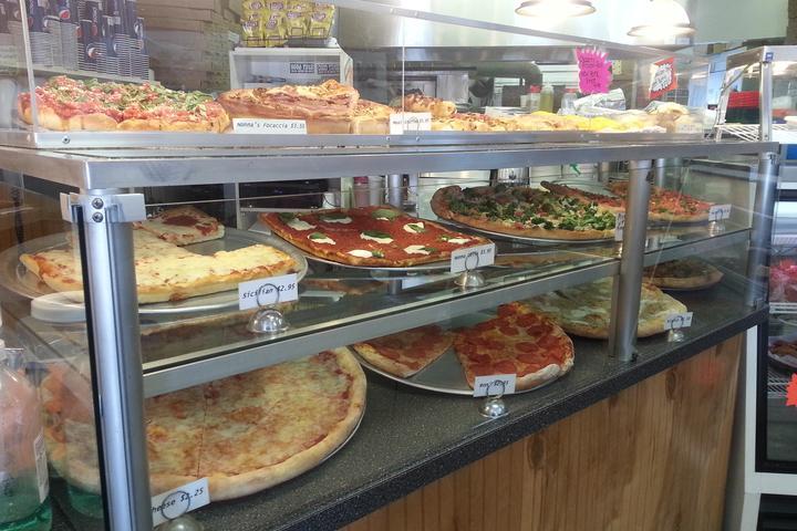 Pet Friendly Mario's Pizza and Italian Eatery