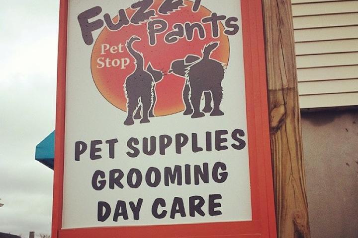 Pet Friendly Fuzzy Pants Pet Stop