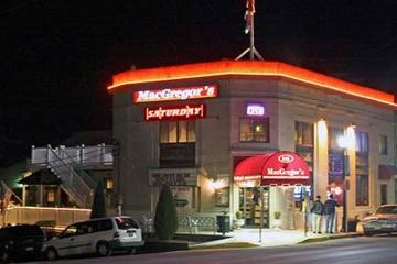 Pet Friendly MacGregor's Restaurant