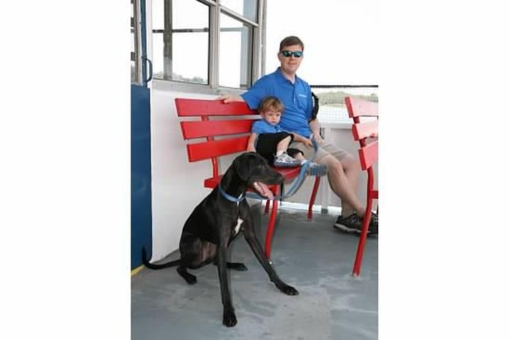 Pet Friendly Belle of Hot Springs Riverboat