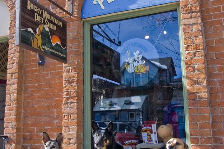 Pet Friendly Rocky Mountain Pet Shop