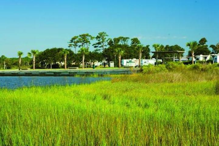 Pet Friendly Goose Creek RV Resort