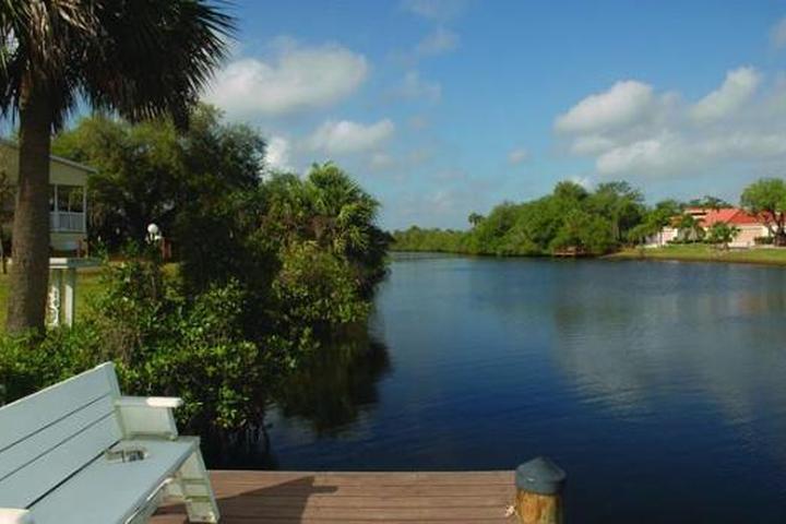 Pet Friendly Gulfview RV Resort