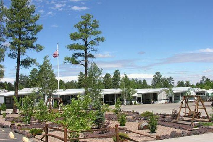 Pet Friendly Venture In RV Resort