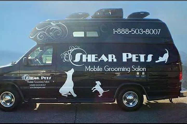 Pet Friendly Shear Pets Mobile Grooming Salon