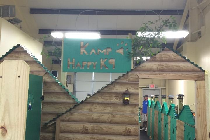 Pet Friendly Kamp Happy K9