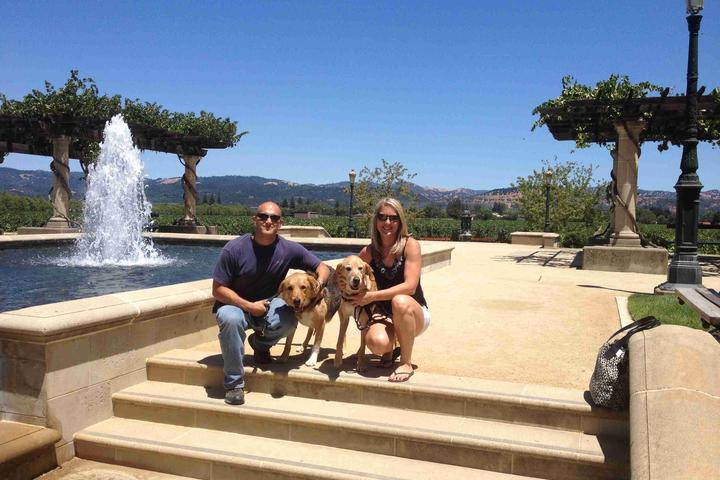 Pet Friendly Dog-Friendly Wine Tours