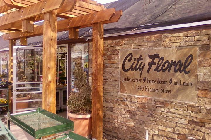 Pet Friendly City Floral Garden Center