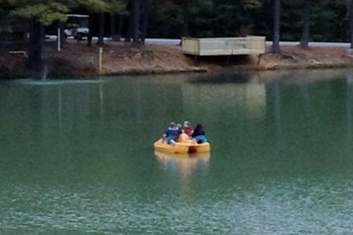 Pet Friendly Rutledge Lake