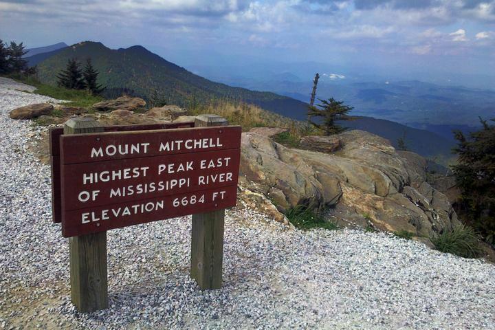 Pet Friendly Mount Mitchell State Park
