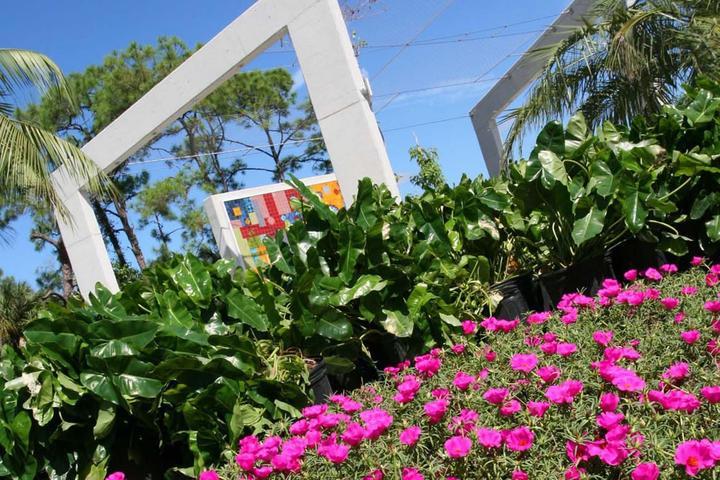Pet Friendly Naples Botanical Garden