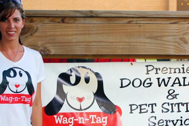 Pet Friendly Wag-n-Tag