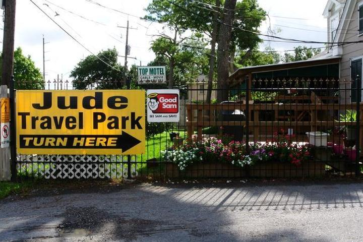 Pet Friendly Campgrounds in New Orleans, LA - Bring Fido