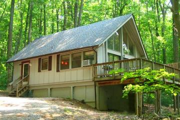 Pet Friendly Hot Tub Heaven Vacation Cabins