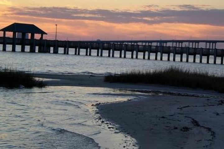 Pet Friendly Ocean Springs Beach