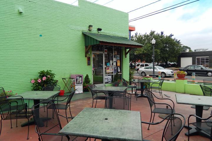 Pet Friendly Zada Jane's Corner Cafe