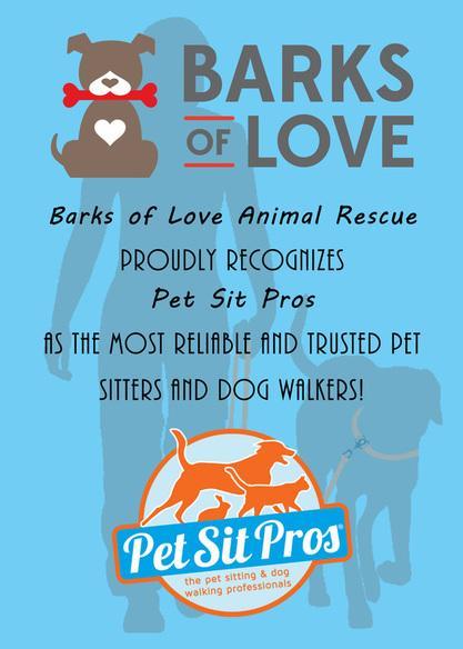 Barks of Love Award