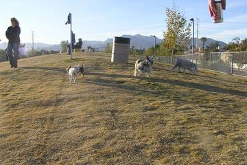 Pet Friendly Kellogg-Zaher Sports Complex Dog Park