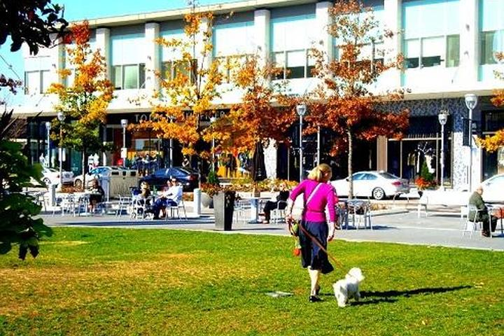 Pet Friendly The Shops at Don Mills