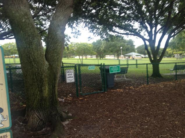 Walter Fuller Dog Park
