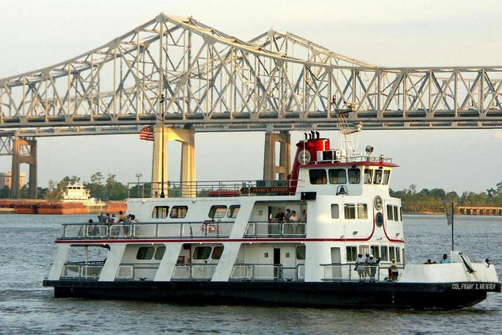 Pet Friendly Algiers Ferry