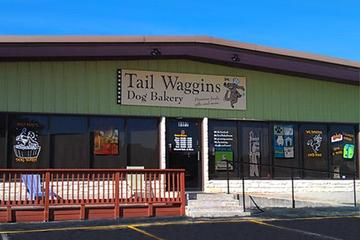 Pet Friendly Tail Waggins Dog Bakery