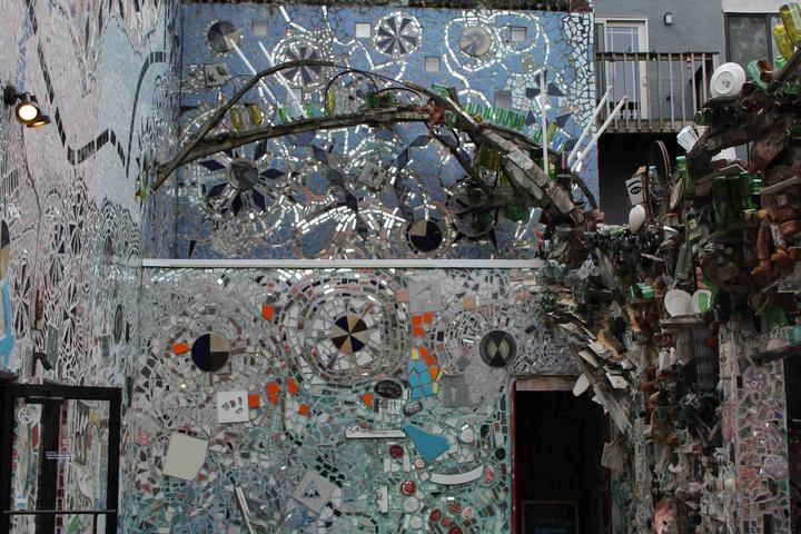 Pet Friendly Philadelphia's Magic Gardens
