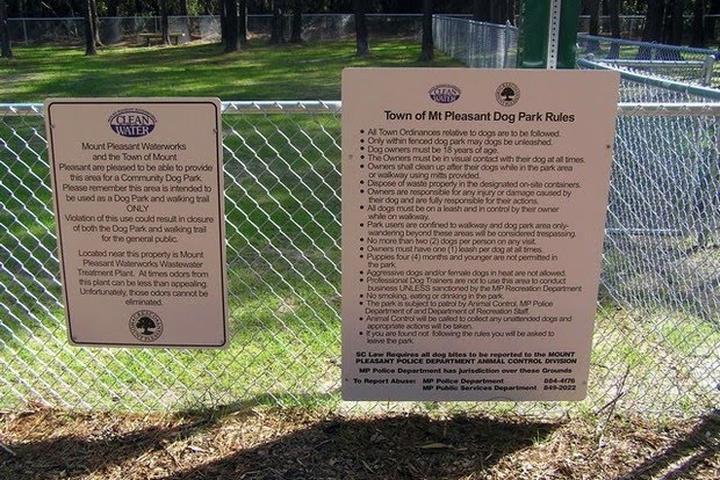 Pet Friendly Rifle Range Dog Park