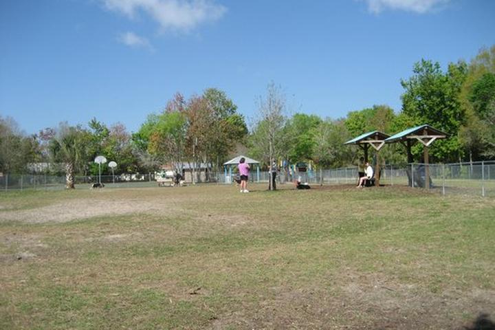 Pet Friendly Meadows Dog Park