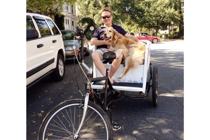 Pet Friendly Savannah Pedicab