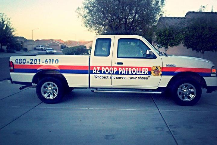 Pet Friendly AZ Poop Patroller