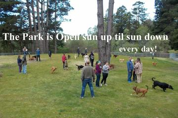 Pet Friendly Eureka Dog Park