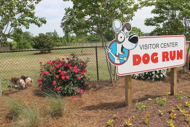 Pet Friendly Halifax County Visitor Center Dog Run